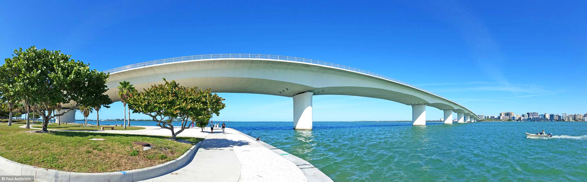 Ringling Bridge Panormaic